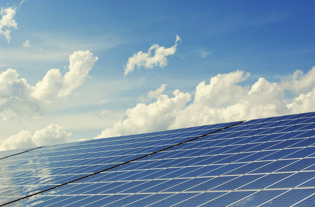 Solar energy packages