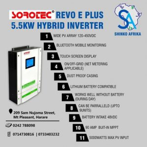 Read more about the article What makes SOROTEC inverters superior?