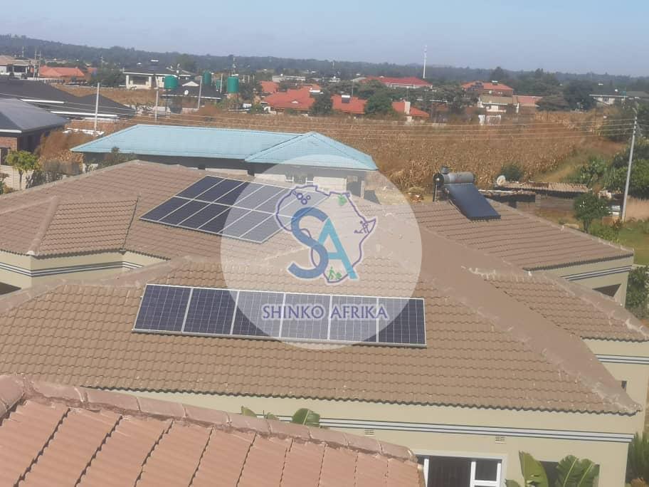 Solar energy Zimbabwe