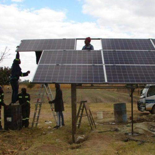 Solar in Zimbabwe