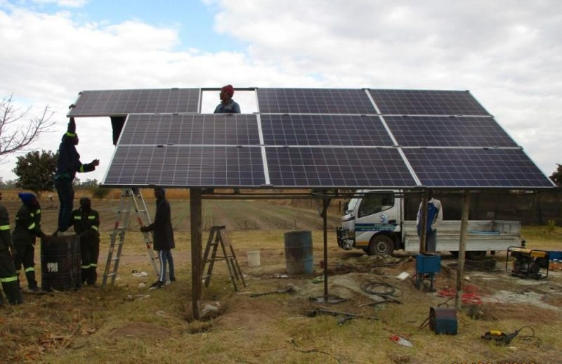You are currently viewing Installing Solar Power in Zimbabwe