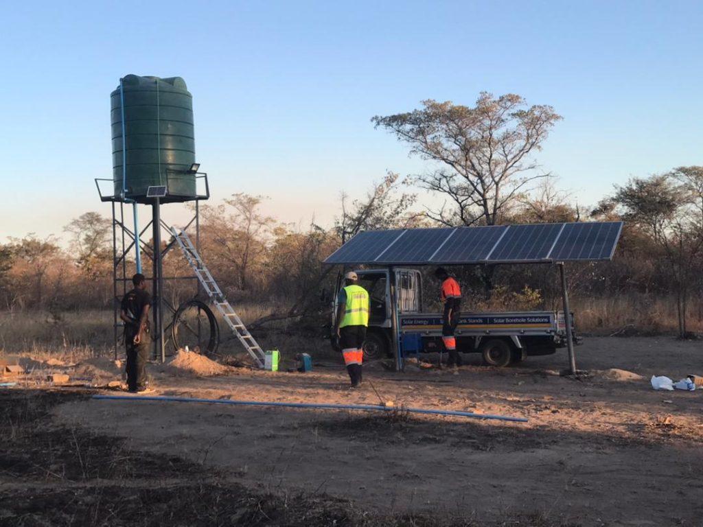 Shinko solar Beatrice Solar Project