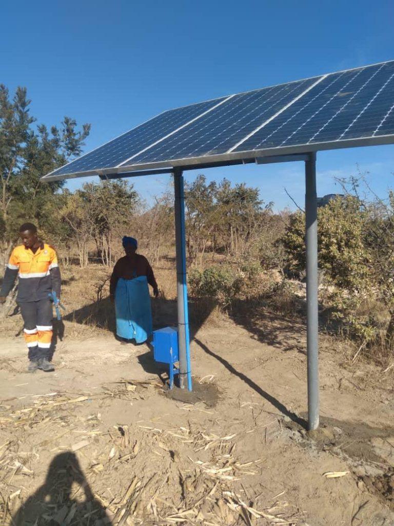 Shinko solar Dema Solar Project