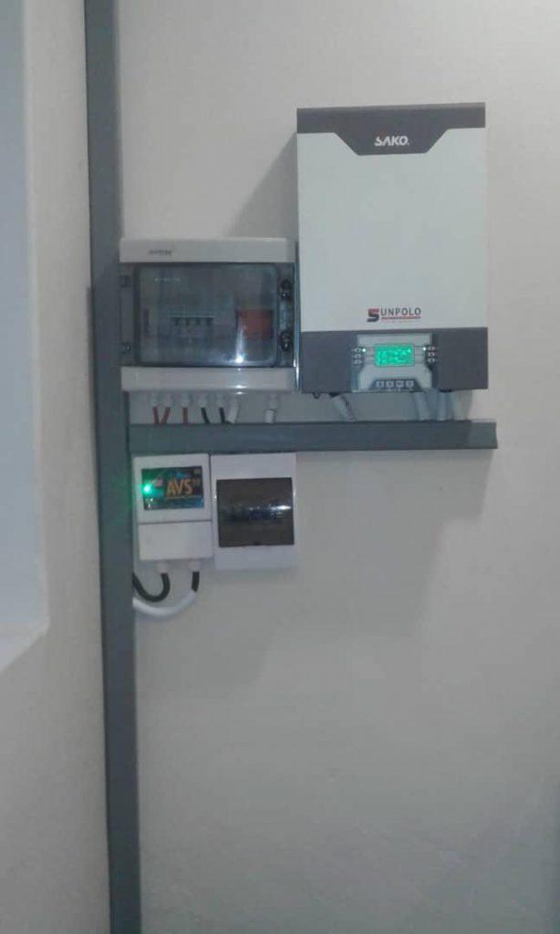 Shinko solar Harare Solar Project