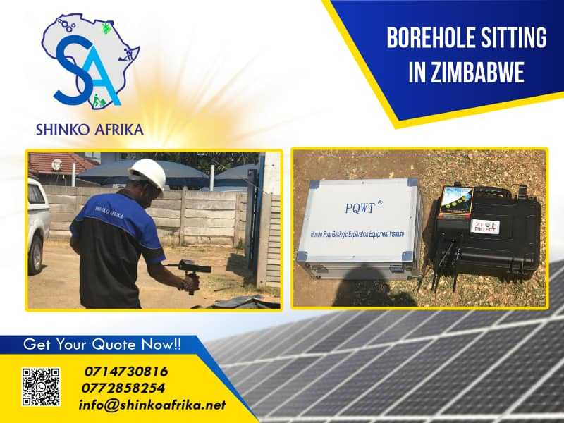 You are currently viewing Borehole siting in Zimbabwe