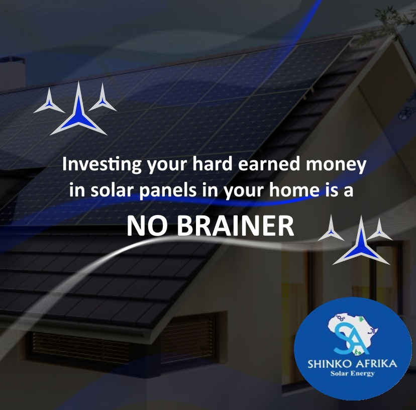 You are currently viewing Benefits of Owning Solar Panels in Zimbabwe