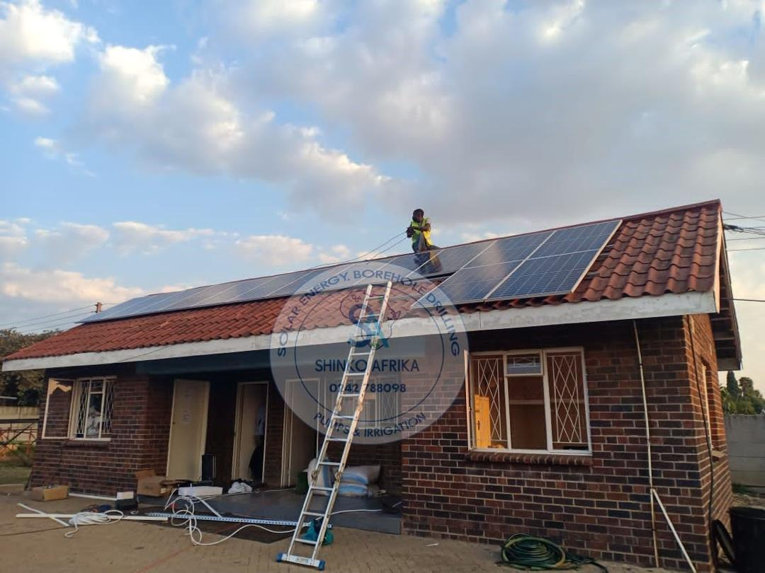 You are currently viewing Top 5 Solar Companies in Zimbabwe